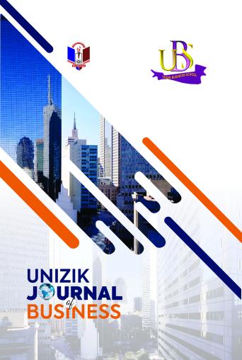 UNIZIK Journal of Business